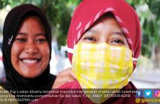 Mahasiswi Ini Ciptakan Masker Herbal Pereda Flu dan Batuk - JPNN.com