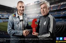Karim Benzema Masuk Daftar Belanjaan Napoli - JPNN.com