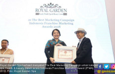 Royal Garden Spa Raih The Best Marketing Campaign IFMA 2018 - JPNN.com