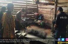 Penemuan Mayat Heboh, Kepala Tergantung, Badan di Lantai - JPNN.com