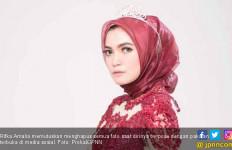 Berhijab, Rifka Si Model Cantik Hapus Semua Foto Terbuka - JPNN.com