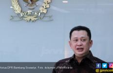 Inikah Isyarat Mas Bamsoet Dukung Mbak Puan Jadi Ketua DPR? - JPNN.com
