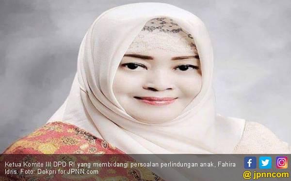 Fahira: Pangan Mengandung Zat Berbahaya Ancam Anak Indonesia - JPNN.com