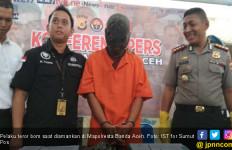 Tersangka Peneror Bom di Lampriet Ditangkap di Aceh Timur - JPNN.com
