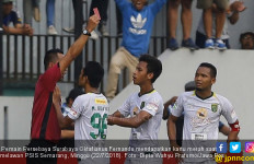 1 PSIS vs Persebaya 0: Dalih Alfredo Vera soal Rotasi Pemain - JPNN.com