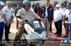 50 Honda PCX 150 Perkuat Helatan Asian Games di Palembang - JPNN.com