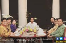 Pak Jokowi, Publikasikan Saja Nama Calon Menteri dari Partai - JPNN.com