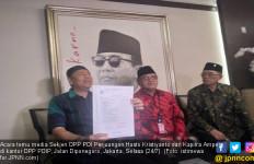 Resmi jadi Caleg PDIP, Kapitra Terima Dipanggil Cebong - JPNN.com
