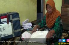 Menabung Puluhan Tahun, Penjual Lontong Akhirnya Naik Haji - JPNN.com