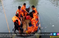 Pamit Buang Hajat, Nelson Mandela Hilang di Sungai Musi - JPNN.com