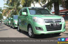 Suzuki Ertiga dan Karimun Paling Irit Versi KLHK - JPNN.com