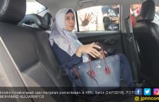 Usai Diamankan KPK, Inneke Koesherawati Masih Menghilang - JPNN.com