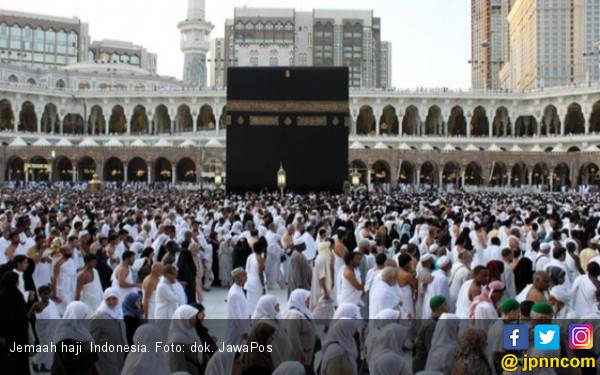 10.441 Jemaah Haji Belum Lunasi BPIH - JPNN.com