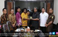 BK DPD RI Mendatangi Kejaksaan Agung Terkait Kode Etik - JPNN.com