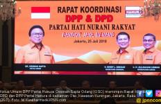 DPD Larang Oso Mundur dari Hanura - JPNN.com