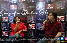 Once Mekel dan Tata Janeeta Persembahkan Album Patah Hati - JPNN.com