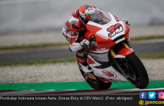 2 Pembalap Indonesia Tatap Optimistis Seri Ke-5 CEV Spanyol - JPNN.com