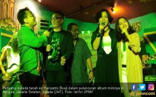 Kontemplasi dan Sebar Virus Kebaikan ala Hariyanto Boejl - JPNN.com