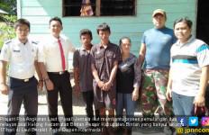 Dua Nelayan Hanyut Sampai Perbatasan Malaysia - Vietnam - JPNN.com