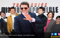 Gegara Virus Corona, Tom Cruise Batal Syuting Mission Impossible: 7 di Venesia - JPNN.com