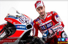 Jelang MotoGP Ceko, Dovizioso Lebih Khawatir ke Rossi - JPNN.com