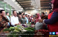 Pak Jokowi Cari Emping Mentah di Pasar - JPNN.com