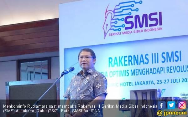 Resmi! Pemerintah Cabut Pembatasan Media Sosial Pascademo 22 Mei - JPNN.com