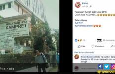Dulu Rumah Sakit Jiwa Cebong, Sekarang jadi RSJ Kampret - JPNN.com