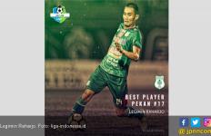 Legimin Raharjo Jadi Pemain Terbaik Liga 1 2018 Pekan Ini - JPNN.com
