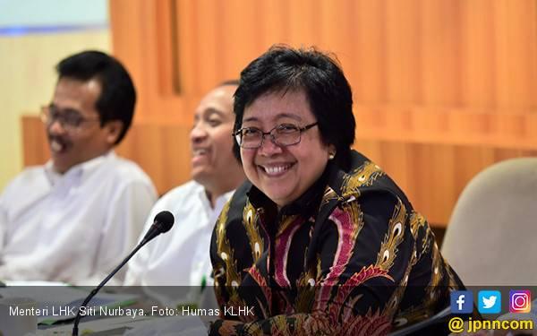 Menteri Siti: Karena Kerja Kita Prestasi Bangsa - JPNN.com