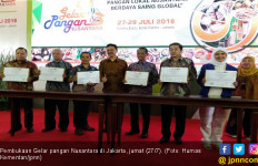 Gelar Pangan Nusantara Untuk Bangkitkan Potensi Pangan Lokal - JPNN.com