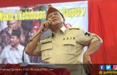 Viral Tulisan Imajiner Respons Prabowo soal Tes Baca Quran - JPNN.com