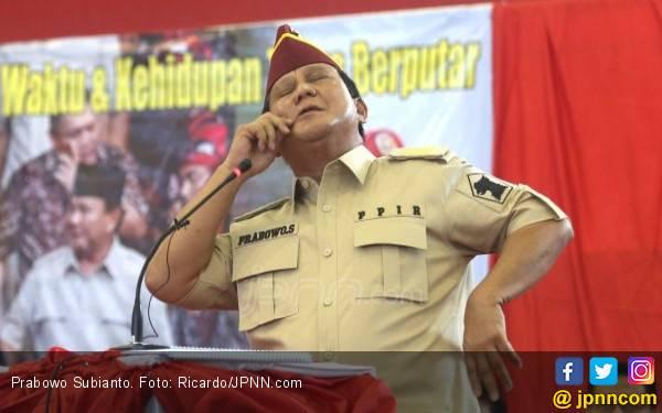 Merasa Elite, Prabowo Mengaku Muak karena Rakyat Terus Dimiskinkan - JPNN.com