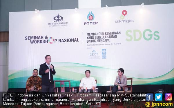 Seminar Nasional SDGs Kembali Digelar di Makassar - JPNN.com