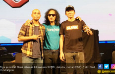 Harapkan Video Asian Dance Slank Feat Dipha Barus Jadi Viral - JPNN.com