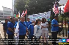 Paguyuban Warga Jakarta Peduli Menyukseskan Asian Games 2018 - JPNN.com