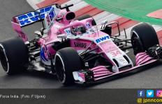 F1 Hungaroring Dimulai, Tim Force India Divonis Bangkrut - JPNN.com