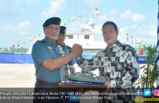 Dua Kapal Patroli Kamla Buatan Batam Diserahkan ke TNI AL - JPNN.com