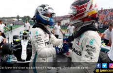 Hasil Kualifikasi F1 Hungaroring: Duo Mercedes Agresif - JPNN.com