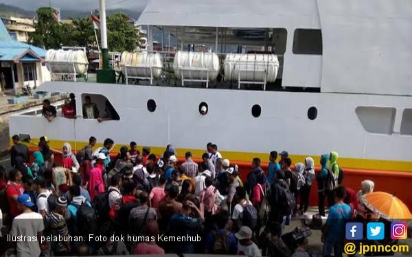 Kemenhub Pastikan Kesiapan Angkutan Laut Saat Nataru - JPNN.com