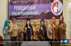 Kepengurusan WIMA-INA Chapter Surabaya Dikukuhkan - JPNN.com