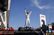 Kecepatan Hamilton Tak Terbendung di F1 Hungaroring - JPNN.com