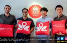 Disuntik USD 15 Juta, ZEN Rooms Seriusi Pasar Wisata ASEAN - JPNN.com