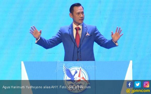 Sikap Politik Wali Kota Cirebon Nasrudin Azis jadi Perhatian Khusus AHY - JPNN.com