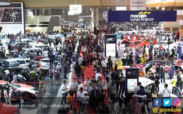 Rupiah Anjlok, Industri Otomotif Ikut Tergerus - JPNN.com