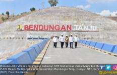Bendungan Tanju Dorong Hasil Pertanian NTB Semakin Berlimpah - JPNN.com