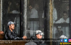 Vonis Mati untuk 75 Demonstran Ikhwanul Muslimin - JPNN.com