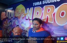 Tora Sudiro Ketakutan Lihat Indro Warkop - JPNN.com