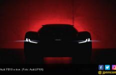 Supercar Jalan Raya Jelmaan Audi R18 e-tron Segera Disingkap - JPNN.com