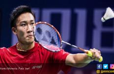 Pemain yang Ditakuti Ranking 1 Dunia Ini Tembus Babak Kedua - JPNN.com
